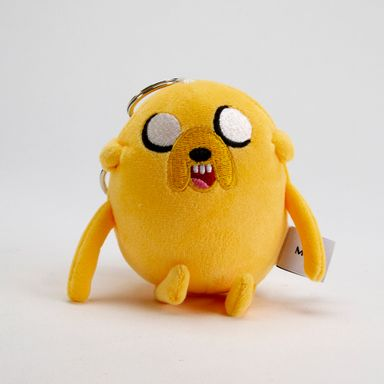 Llavero Jake Adventure Time, Pequeño, Multicolor