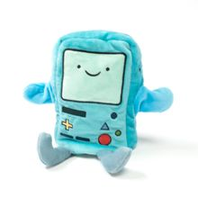 Títere de peluche Beep Adventure Time, Mediano, Verde
