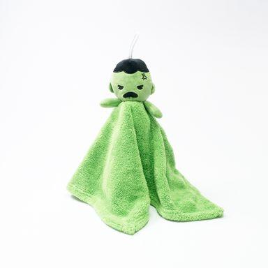 Toalla para Manos forma Hulk Marvel, Mediana, Verde