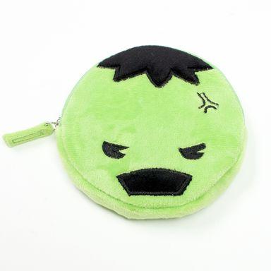 Monedero de peluche Hulk Marvel, Pequeño, Verde