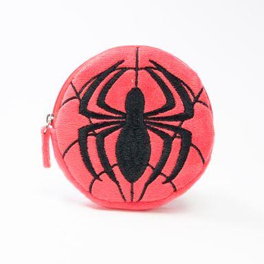 Monedero de peluche telaraña Spider Man Marvel, Pequeño, Multicolor