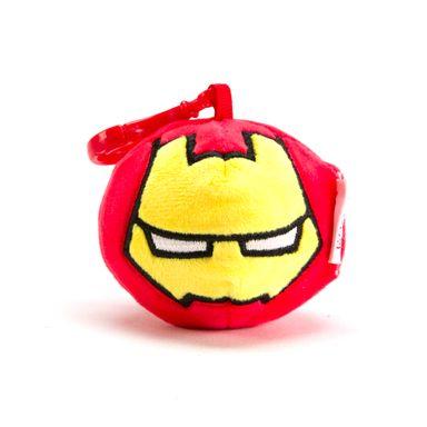 Llavero de peluche Iron Man Marvel, Pequeño, Multicolor