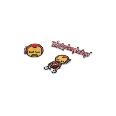 Material decorativo Iron Man Marvel, Pequeño, Multicolor