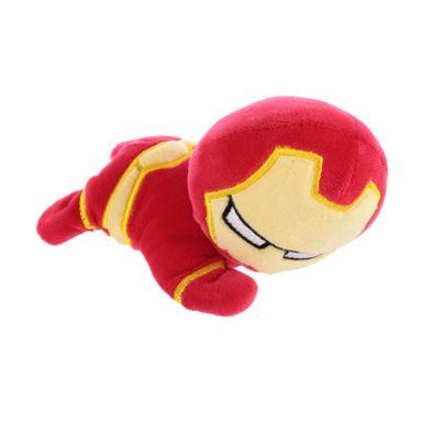 Imán de peluche para nevera Iron Man Marvel, Mediano, Multicolor