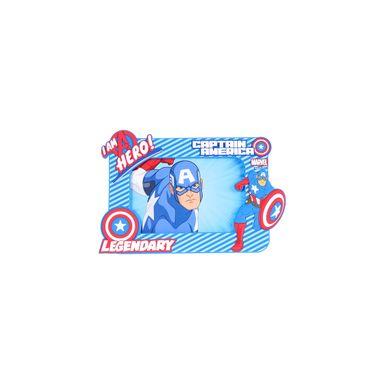 Portarretrato Capitán América Marvel, Mediano, Multicolor