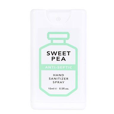Spary Antibacterial 15 ml, Pequeño, Sweet Pea