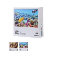 Rompecabezas series de animales 100 piezas, Grande, Multicolor
