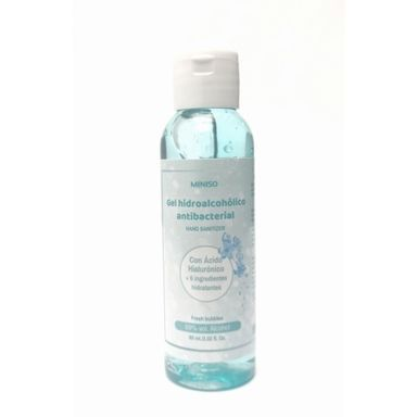 Gel Antibacterial Bubbles 60 ml, Pequeño, Fresh Bubbles