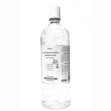 Gel Antibacterial Bubbles 1000 ml, Mediano, Crystal Bubbles