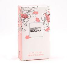 Perfume para mujer Fascinating Sakura 20 ml, Pequeño