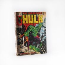 Cuaderno argollado Comic Marvel, Grande, Multicolor