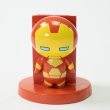 Porta esferos Iron Man Marvel, Pequeño, Multicolor