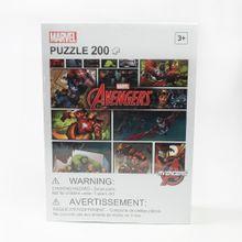 Rompecabezas 200 piezas Avengers Marvel, Mediano, Multicolor