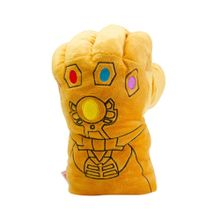 Guante de peluche Thanos Marvel, Mediano, Multicolor