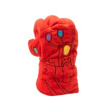 Guante de peluche Iron Man Marvel, Mediano, Multicolor