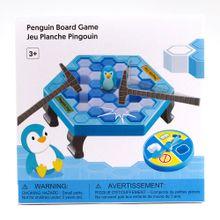 Juego de mesa Pingüino, Mediano, Azul