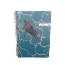 Cuaderno Ocean Series, Mediana,  Personas