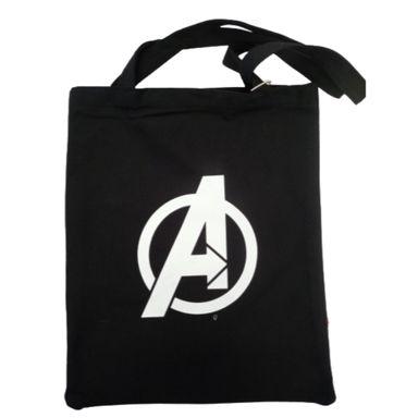 Bolsa de compras Logo Avenger Marvel, Grande ,  Vengadores
