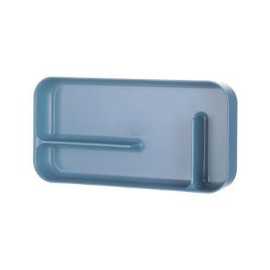 Organizador De Mesa, Mediano,  Azul