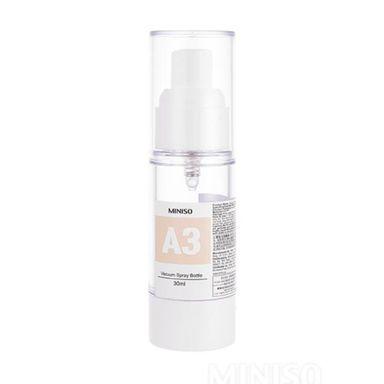 Botella De Viaje Con Atomizador 30Ml, Pequeño, Transparente