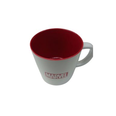 Mug de cerámica, 400 Ml , Marvel, Blanco