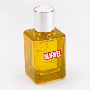 Locion Para Hombre, Iron Man 50 Ml, Marvel, Pequeña, Amarilla