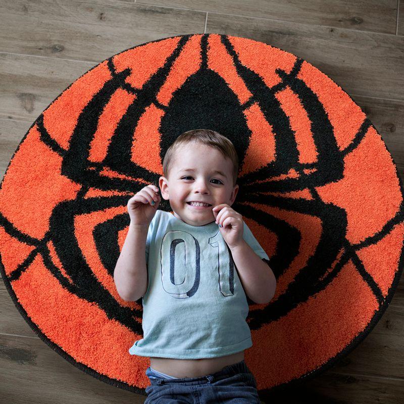 Tapete-redondo-Spider-Man-Marvel-Grande-Rojo-3-1425