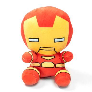 Peluche de Iron Man sentado Marvel, Mediano, Multicolor