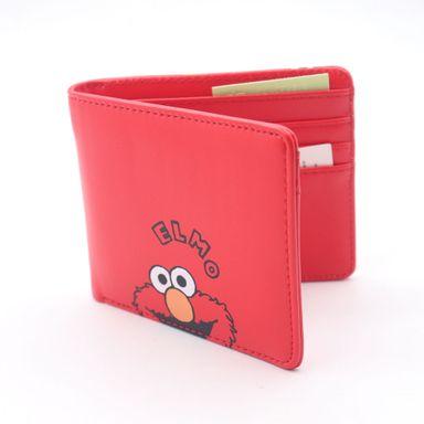 Billetera Para Mujer, Sesame Street, Pequeña, Rojo