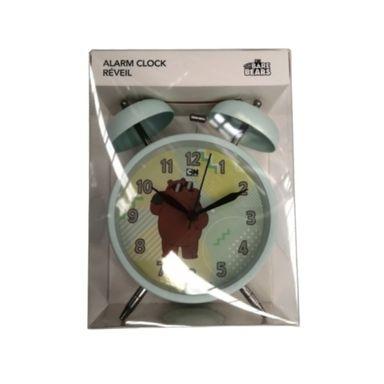 Reloj Despertador, Osos Escandalosos, Pequeño, Verde
