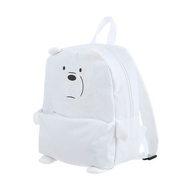 Morral Simple, Osos Escandalosos Polar, Mediano, Blanco