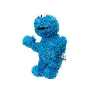 Peluche Come Galletas, 32 CM, Sesame Street, Mediano, Azul