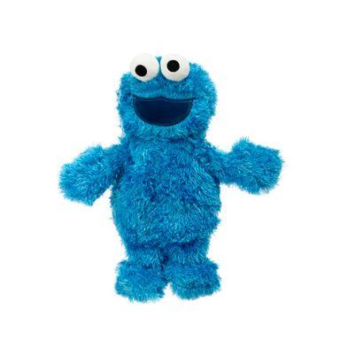 Titere ComeGalletas, Sesame Street, Pequeño, Azul