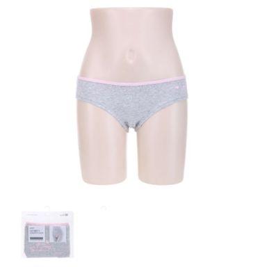 Panty Para Mujer, Estilo Coreano, Talla XL, Gris