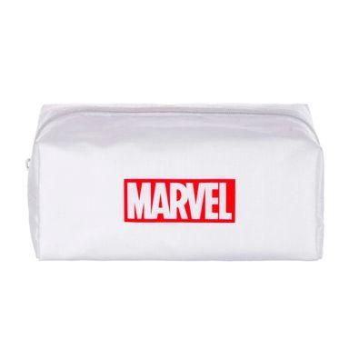 Cosmetiquera rectangular logo Marvel, Mediana, Marvel
