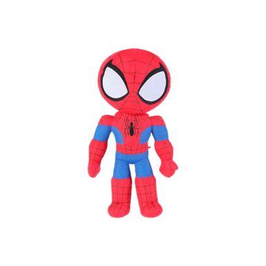 Peluche de Spider Man parado Marvel, Mediano, Multicolor