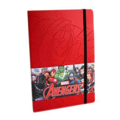 Cuaderno Iron Man Marvel, Grande, Roja