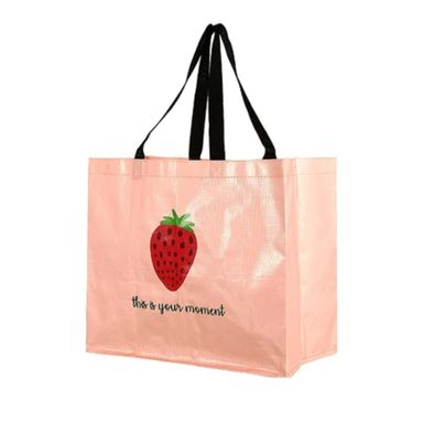 Bolsa De Regalo,Fruit Series, Grande, Rosa