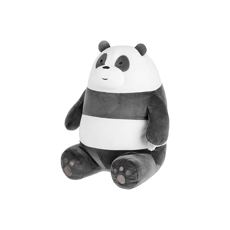 Cojin-En-Forma-De-Panda-Osos-Escandalosos-Mediano-Negro-Blanco-2-4813