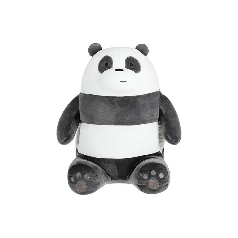 Cojin-En-Forma-De-Panda-Osos-Escandalosos-Mediano-Negro-Blanco-1-4813