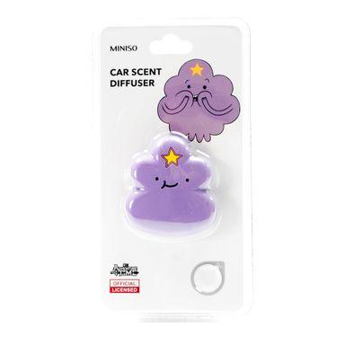 Ambientador para carro Princess Adventure Time, Pequeño, Lila