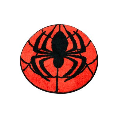 Tapete redondo Spider Man Marvel, Grande, Rojo