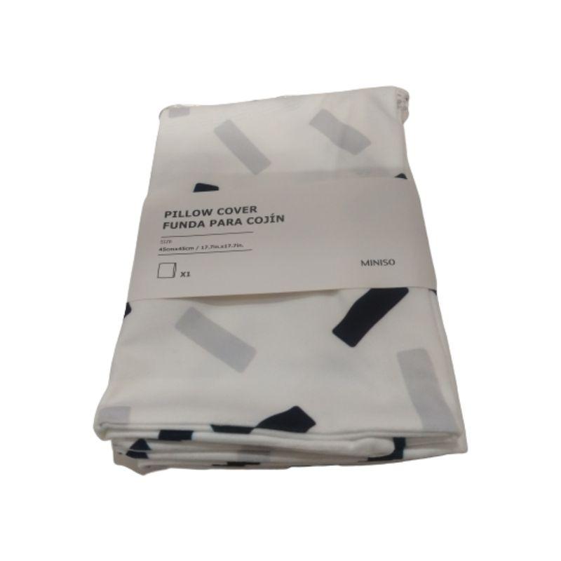 Funda-para-Coj-n-estampado-figuras-geom-tricas-Mediano-Negro-1-3227
