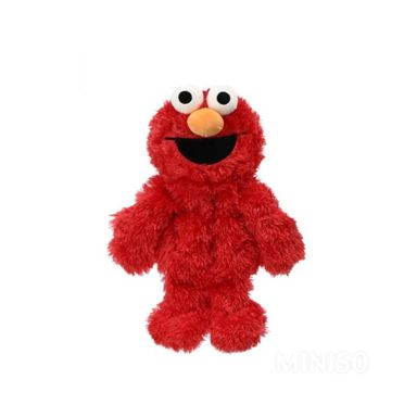 Titere Elmo, Sesame Street, Mediano, Rojo
