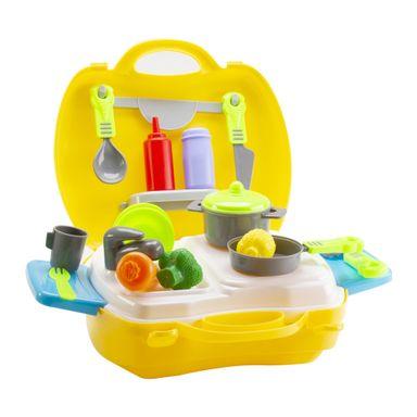Set de Juguetes herramientas Cocina, Mediano, Multicolor