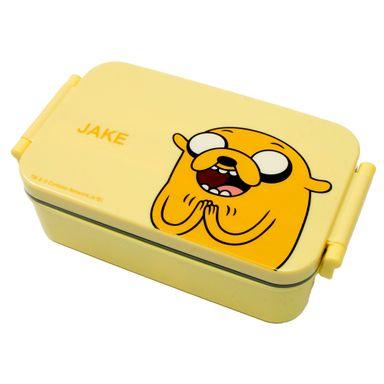 Contenedor portacomidas Jake Adventure Time, Pequeño, Amarillo