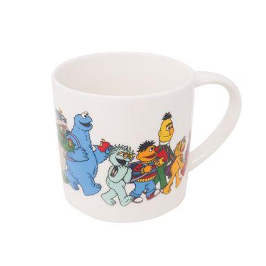 Mug Con Diseno, Sesame Street 350Ml, Mediano