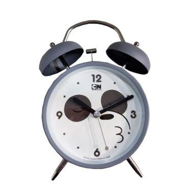 Reloj Despertador, Osos Escandalosos, Mediano, Panda