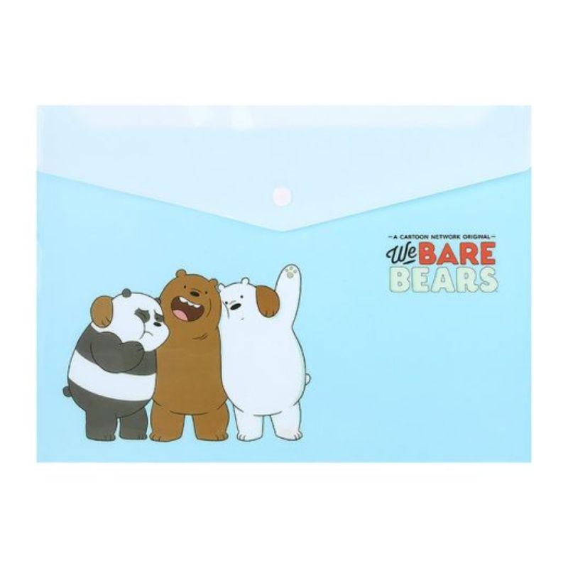 Paquete-de-2-carpetas-forma-sobre-A4-We-Bare-Bears-Grande-Azul-3-3047