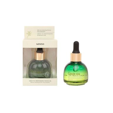 Aceite Esencial Corporal, De Te Verde Humectante, 30Ml, Verde